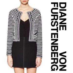 NWOT Diane Von Furstenburg Sydell Sweater